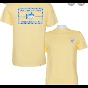 Southern Tide Yellow T-Shirt